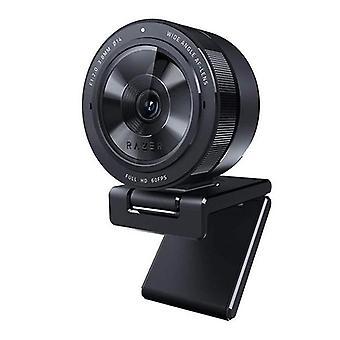 Caméra Razer Kiyo Pro Usb avec capteur de lumière adaptatif haute performance