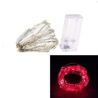 Girlande USB String Light Weihnachtsdekorationen