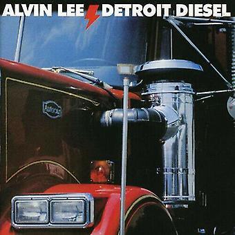 Alvin Lee  Detroit Diesel CD (2011)