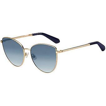Kate Spade Dulce Óculos de Sol - Azul/Ouro