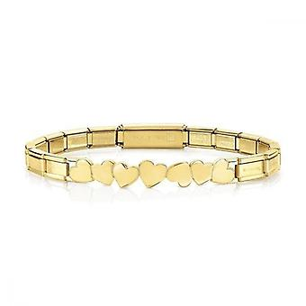 Nomination italy bracelet trendsetter hearts 021111_001