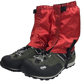 Low trail rularea ghemuri în aer liber drumeții de mers pe jos de mers pe jos alpinism de vânătoare de zăpadă schi jambiere mers pe jos de protecție wrap pantof acoperă bărbați femei