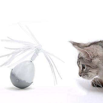 Pet Funny Cat Toy Pet Tumbler Toy Pet Electric Toy