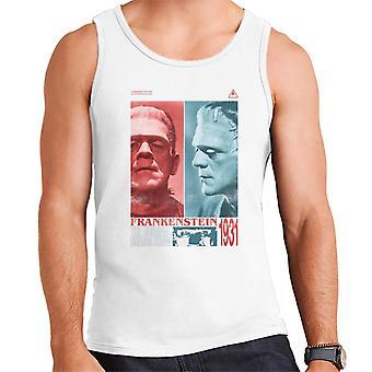 Frankenstein The Original Horror Show Men's Vest