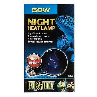 Exo-Terra Night Heat Lamp - 50 Watts - A19