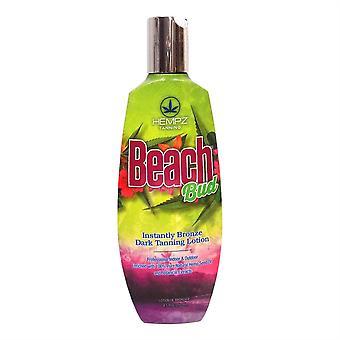 Hempz Beach Bud Instantly Bronze Dark Tanning Lotion 250ml Indoor/Outdoor