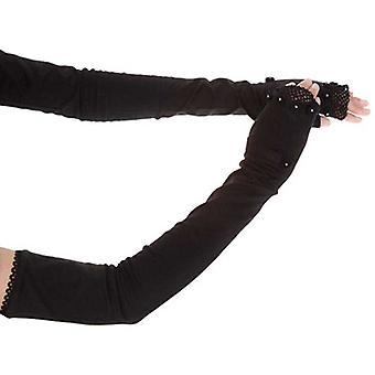 Kenmont Fashion UPF 50+ Nyári Sun UV védelem Női hosszú ujjú kesztyűk, 2975-01