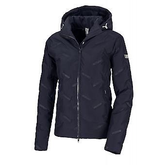 Pikeur Yasmin Womens Waterproof Jacket - Dark Navy