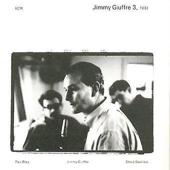 Jimmy Giuffre - Jimmy Giuffre 3-1961/1 [Vinyl] USA import