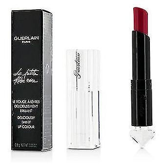 Guerlain La Petite Robe Noire Deliciously Shiny Lip Colour - #064 Pink Bangle - 2.8g/0.09oz