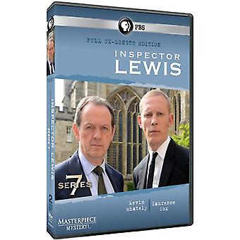 Masterpiece Mystery: Inspector Lewis 7 [DVD] USA import