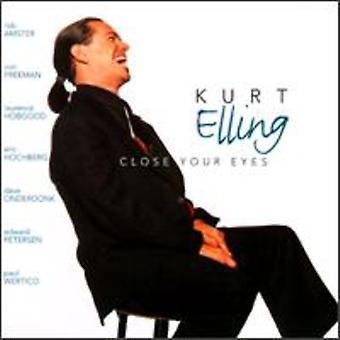 Kurt Elling - Close Your Eyes [CD] USA import