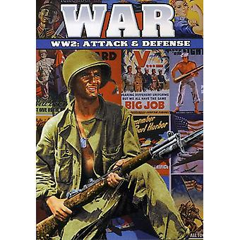 WWII: Attack & Defense [DVD] USA import