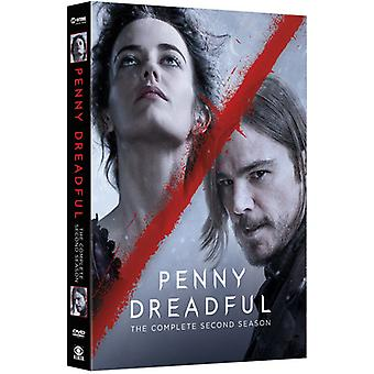 Penny Dreadful: Sæson to [DVD] USA import