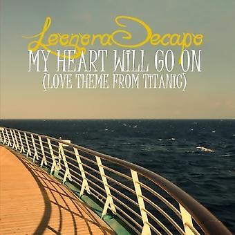 Leonora Decapo - My Heart Will Go on (Love Theme aus Titanic)-[CD] USA Import
