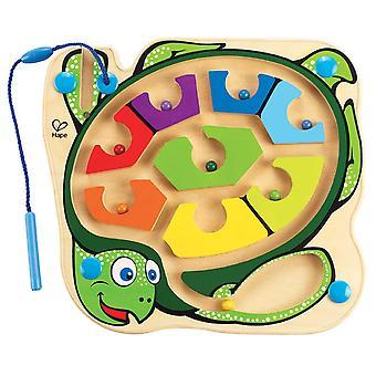 Hape Sea Turtle magnetiske labyrint