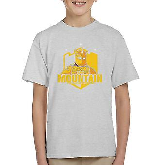 The Mountain Protective Services Gregor Clegane Game Of Thrones Kid's T-Shirt
