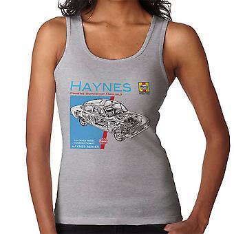 Haynes eigenaren Workshop handmatige 0171 Ford Escort 1300 vrouwen Vest