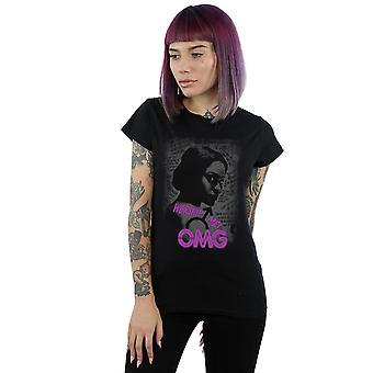Amerikan Tanrıları Kadın's Bilquis OMG T-Shirt
