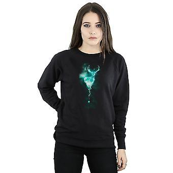 Harry Potter kvinders hjorten Patronus tåge Sweatshirt