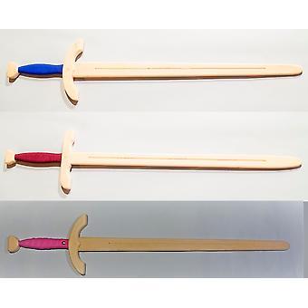 Knight Adrienne zwaard kinderen kostuum voor ongeveer 72 cm
