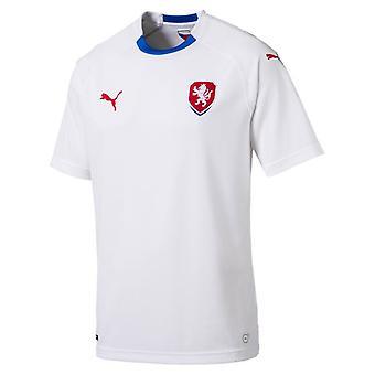 Koszulka piłkarska Puma od 2018 - 2019 Czechy