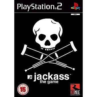 Jackass The Game (PS2) - Nieuwe fabriek verzegeld