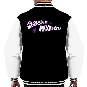 Donnie Darko Sparkle Motion mannen Varsity Jacket
