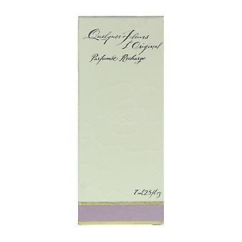 Houbigant Quelques Fleurs L'Original Parfume Recharge 7ml New In Box (Vintage)