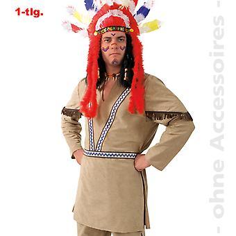 Native American Indian kostume Herre kostume Apache Winnetou Herre kostume