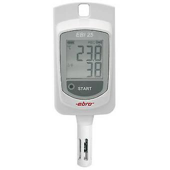 Ebro EBI 25 TH Wireless temperatura, Data Logger de humedad