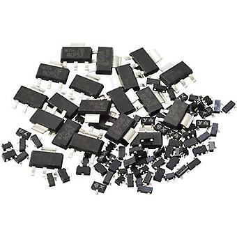 Kemo Transistor ställa SMD Transistoren ca. 100 Stück [S108]
