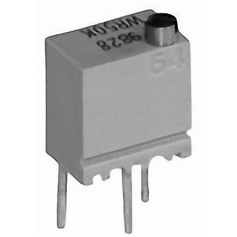 2046900200 cermet trimmer ingesloten lineair 0,25 W 100 Ω 4320 ° 1 PC (s)
