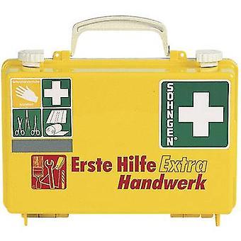 الدين اليدوية Söhngen 0320125 حقيبة الأولى-المعونة الإضافية 13 157 نيون الصفراء