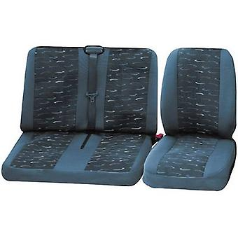 cartrend car seat cover set green