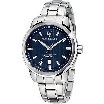 MASERATI - wrist watch - men's - 3 H SUCCESSO - R8853121004