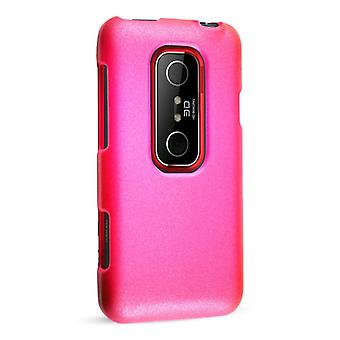 Technocel Shield Case voor HTC EVO 3D - roze