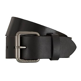 Timberland bälten mäns bälten läder bälte jeans Svart 7431