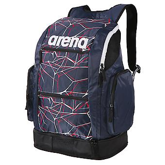 Arena Water Spiky 2 Large Backpack-Navy