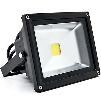 20W LED Flood Light White High Power Outdoor Spotlights Industrial Lighting Home Security Lighting Outdoor House Business Surveillance Safety Wall Washer High Building Billboard Garden