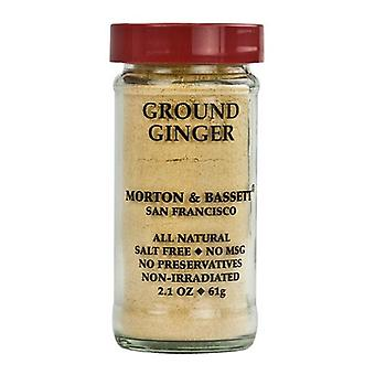 Morton & Bassett jauhettua inkivääriä