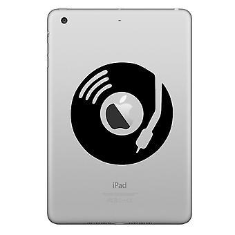 Chic stylowy kapelusz książę decal naklejka iPad itp Disc
