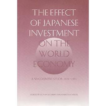 The Effect of Japanese Investment on the World Economy - A Six-Country