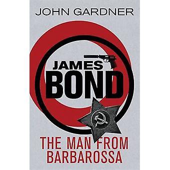 El hombre de Barbarossa por John Gardner - libro 9781409135715