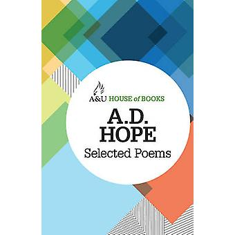 Selected Poems by A.D. Hope - 9781743313800 Book