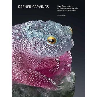 Dreher Carvings - Gemstone Animals from Idar-Oberstein by Wilhelm Lind