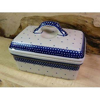 Box butter dish, 250 g, unique 18 - BSN 10299