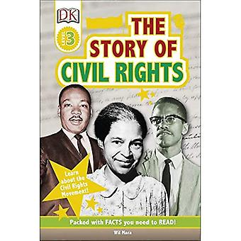 Het verhaal van burgerrechten