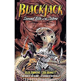 Blackjack: Tweede beet van de Cobra (Dover grafische romans)