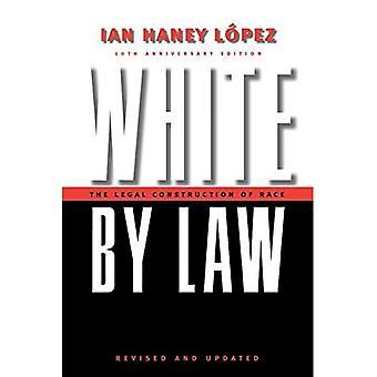 Valkoinen laissa: Race (Critical-Amerikka) oikeudellinen rakenne: oikeudellinen rakenne Race (Critical-Amerikka-sarja)